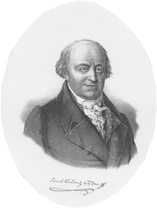 Jakob Laurenz Custer (1736-1809)