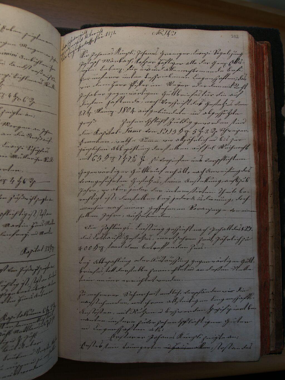 Künzli Zehntgült 1804 (1)