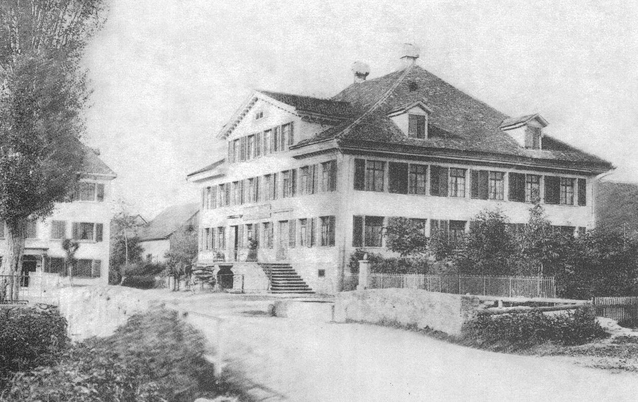 Oberriet - Gasthaus Rössli