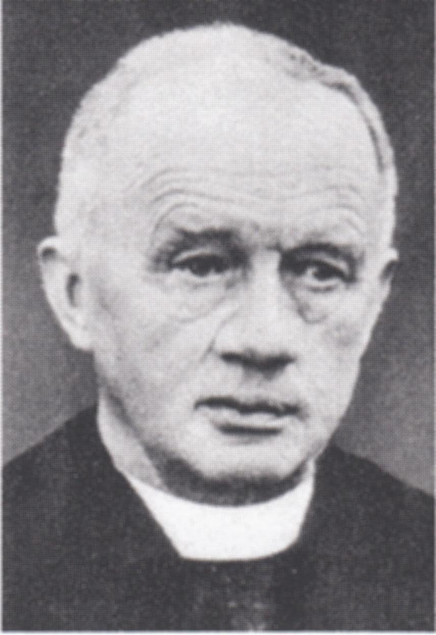 Arnold Hürlimann (1868-1945), katholischer Pfarrer