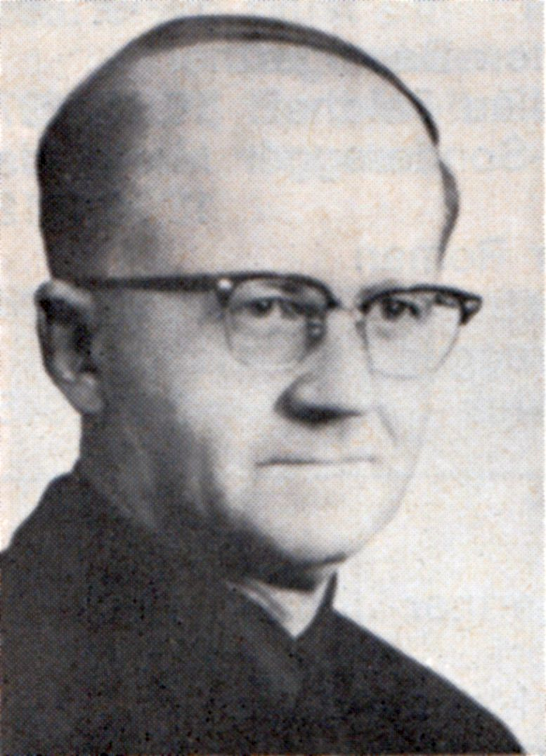 Pfarrer Karl Bernet (1918-1976)
