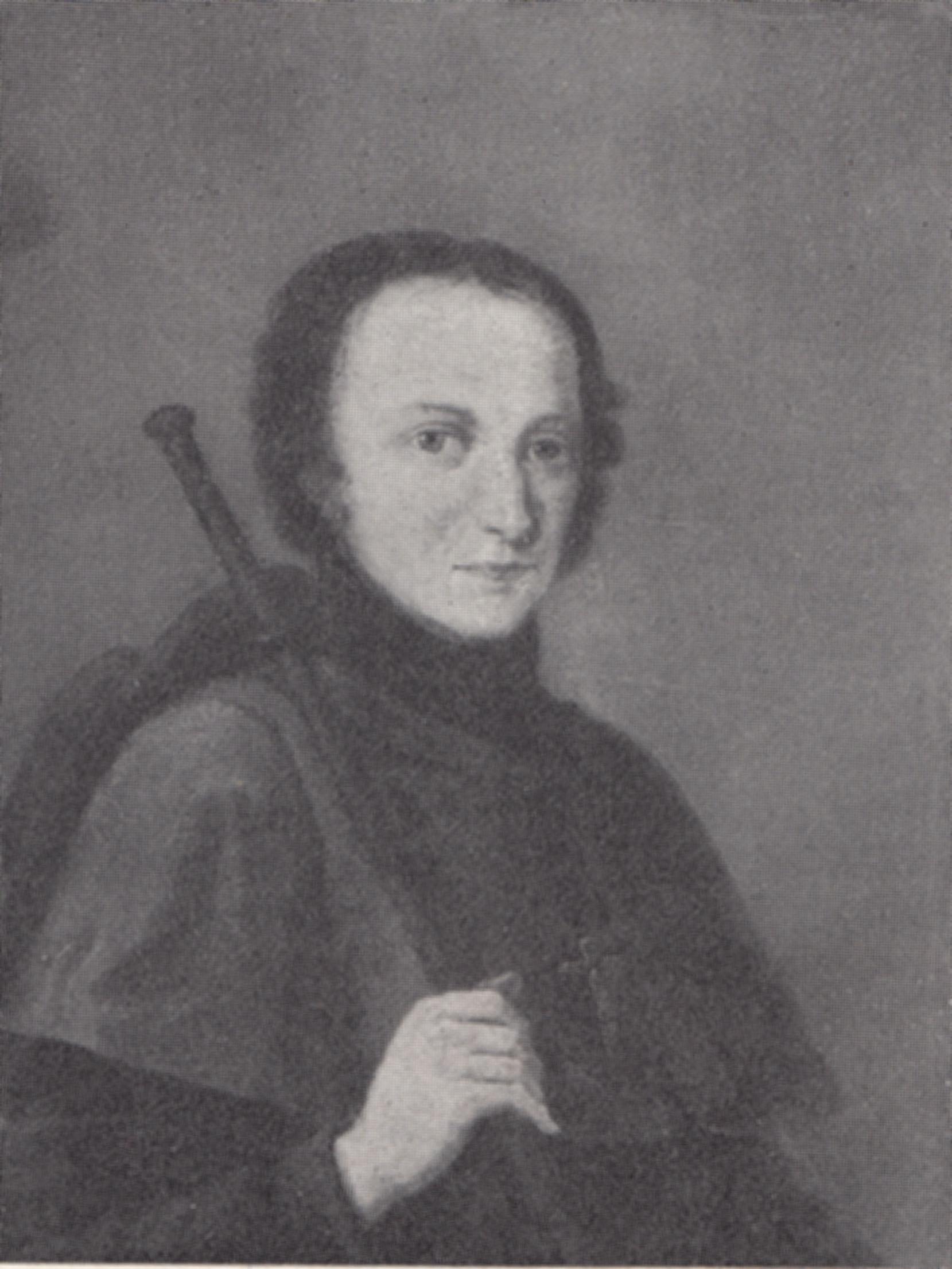 Pater Philipp Segesser aus Luzern