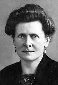 Elisabetha (Elisa) Küng-Fischer (1874-1933)