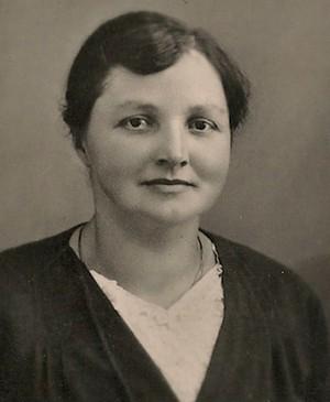 Marie Fischer-Bösch (1894-1934)