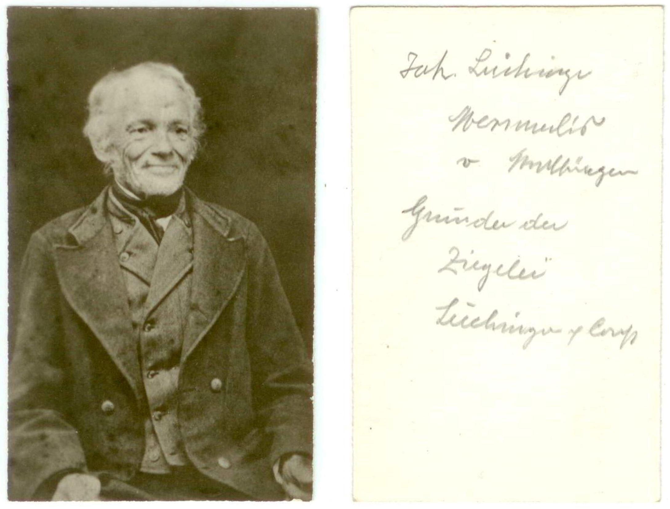 Jakob Lüchinger (1809-1886)