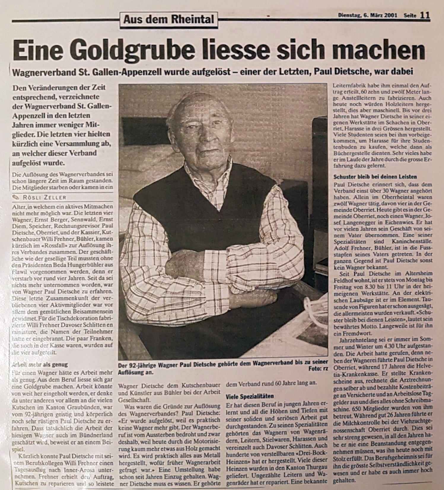 Paul Dietsche