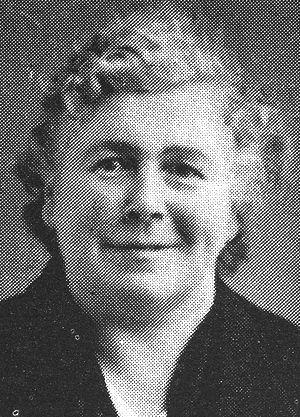 Clara Udry-Kluser (1903-1980)