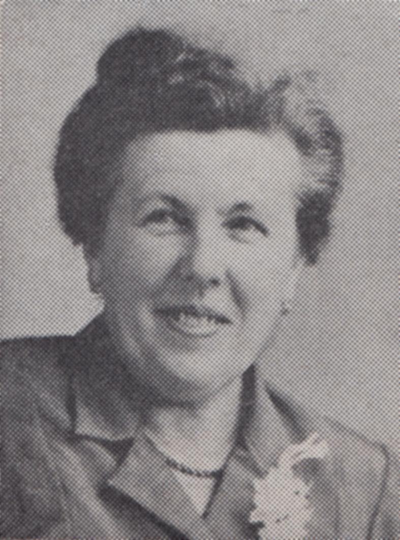 Anna Kluser-Büchel (1904-1969)