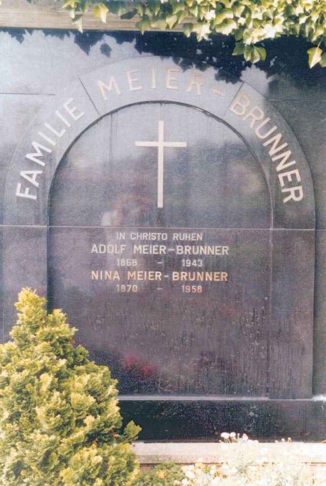 Grabstein (Friedhof Sursee)'