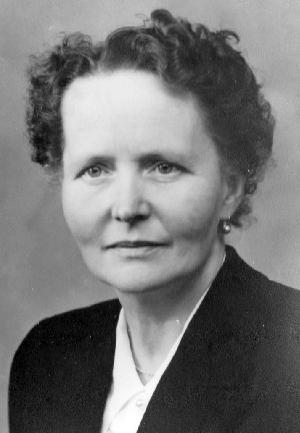 Marie Kilchmann-Meier (1908-1965)