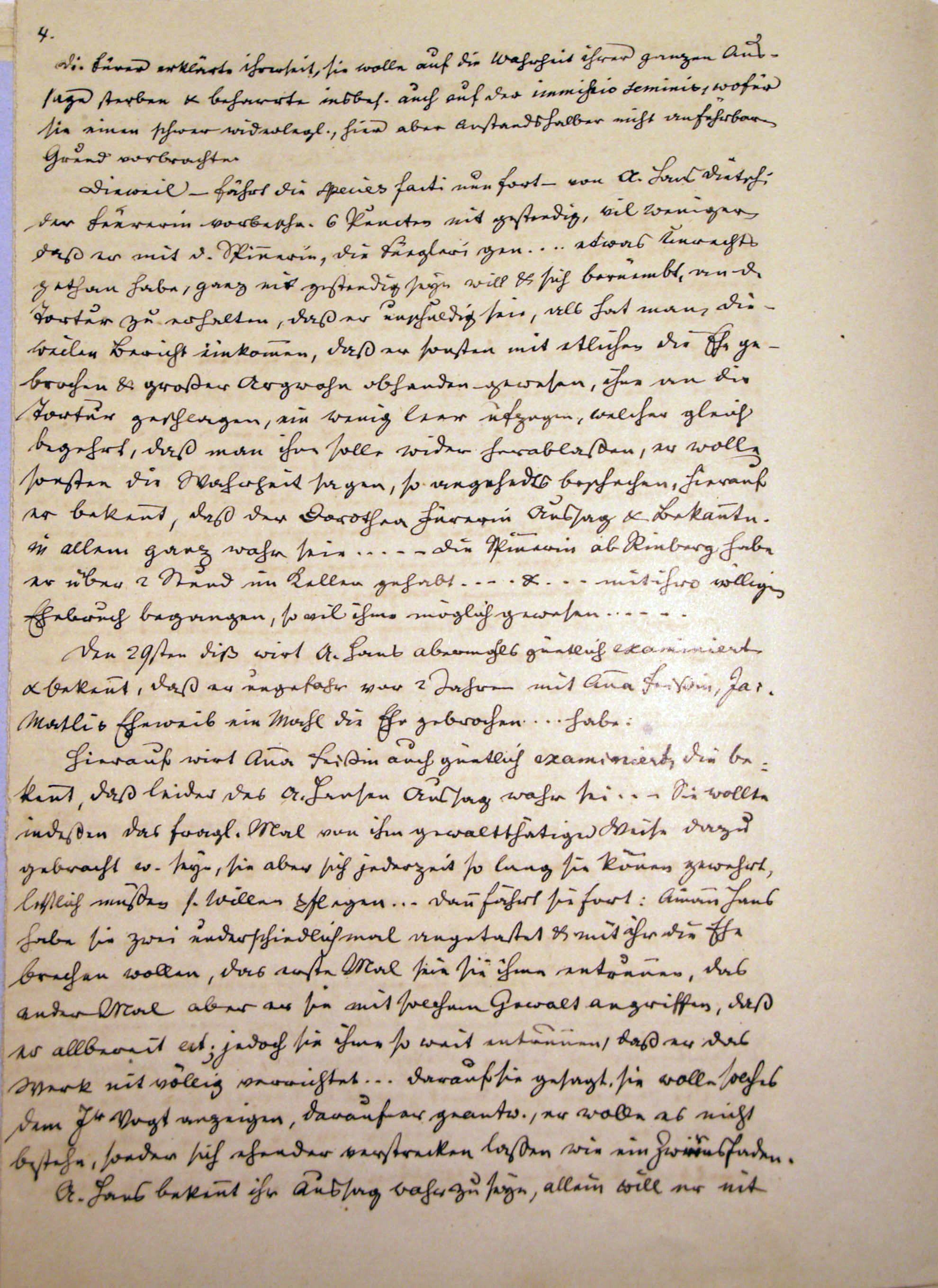 Malefizgericht Amman Hans Dietschi (1655) p. 4
