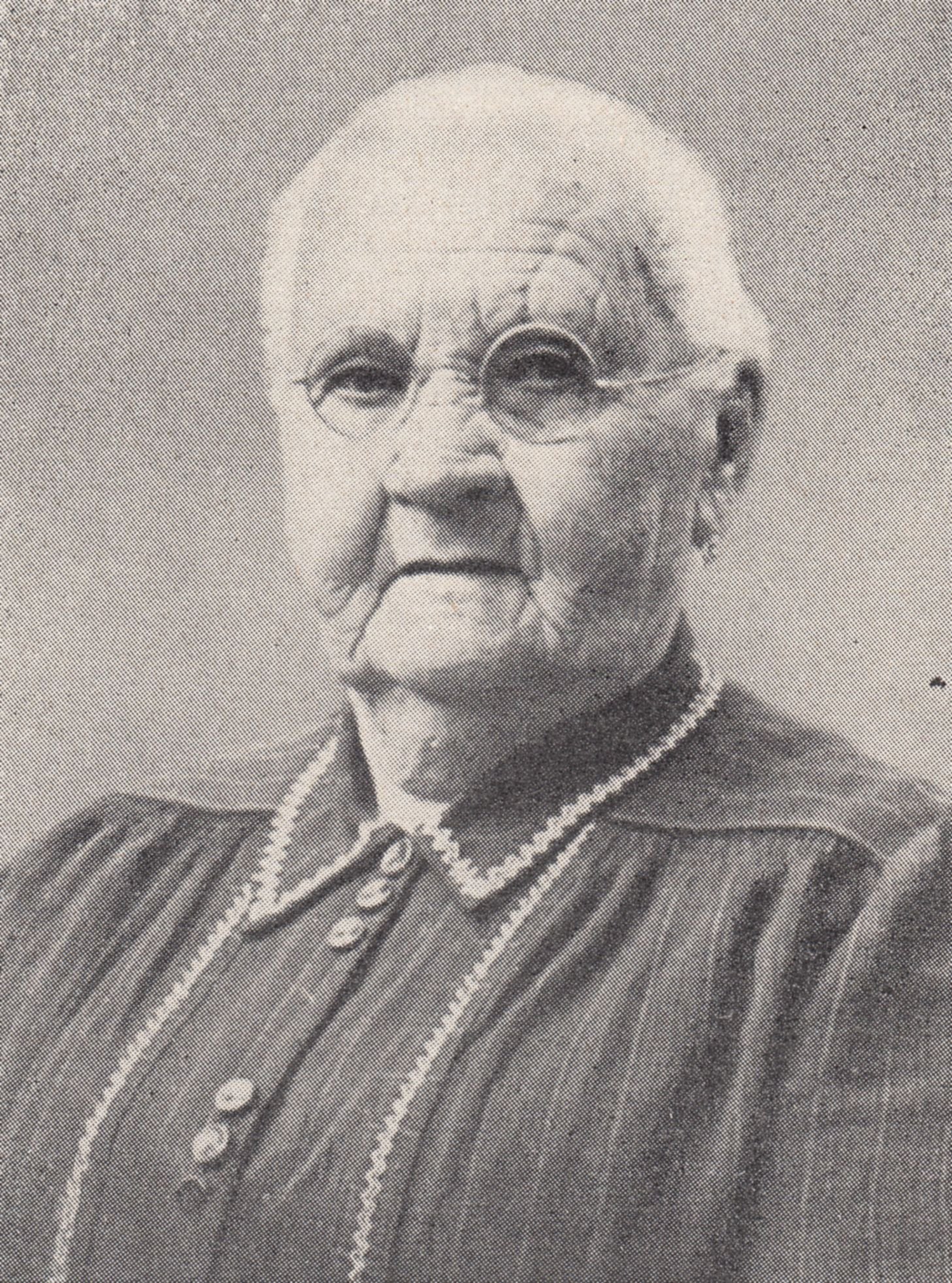 Fridolina Haltiner-Gächter (1864-1951)