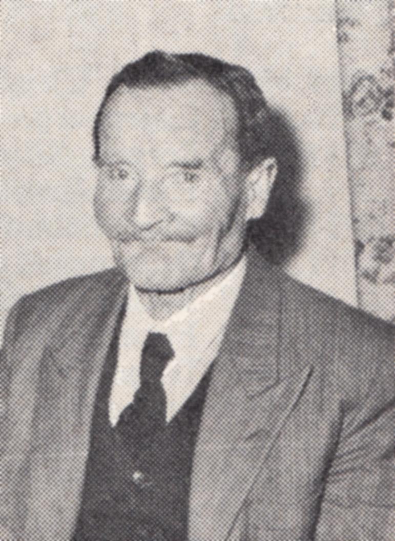 Josef Gottlieb Hengartner (1879-1968)