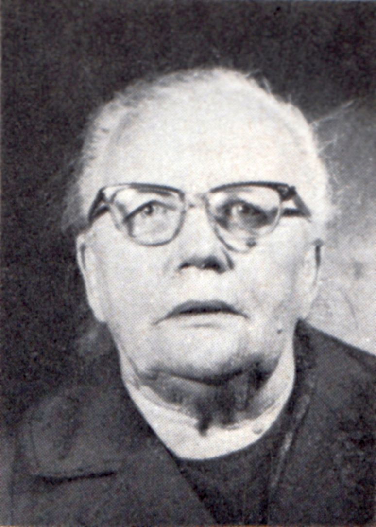 Theresia Dietsche (1898-1977)
