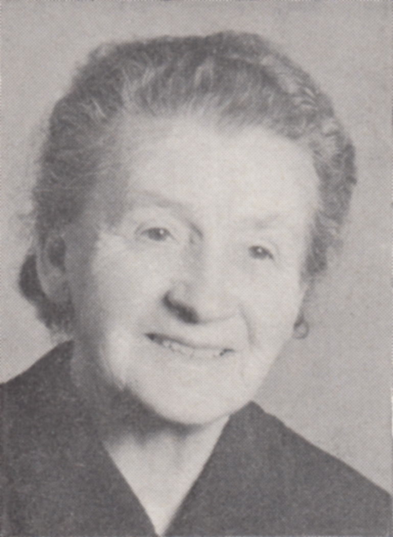 Amalie Stieger-Haltiner (1901-1974)