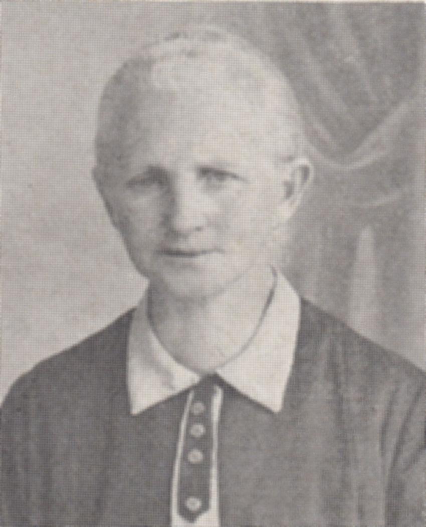 Luisa Büchel-Mattle (1881-1965)