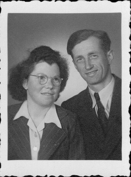Samuel Tinembart et Nelly Guyot