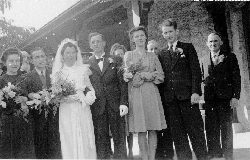 Samuel Tinembart et Nelly Guyot (Marriage)