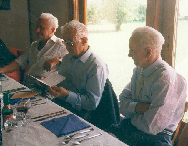 Fritz Tinembart, Samuel Tinembart et Claude Tinembart