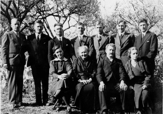 Familie Ribaux-Baillod
