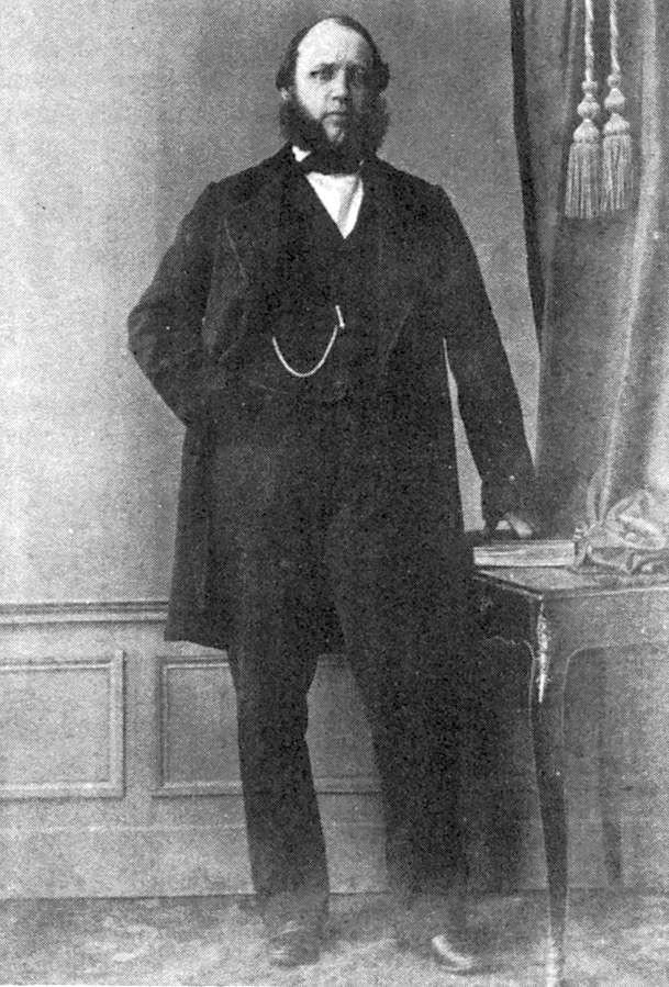 Jakob Lüchinger (1816-1881)