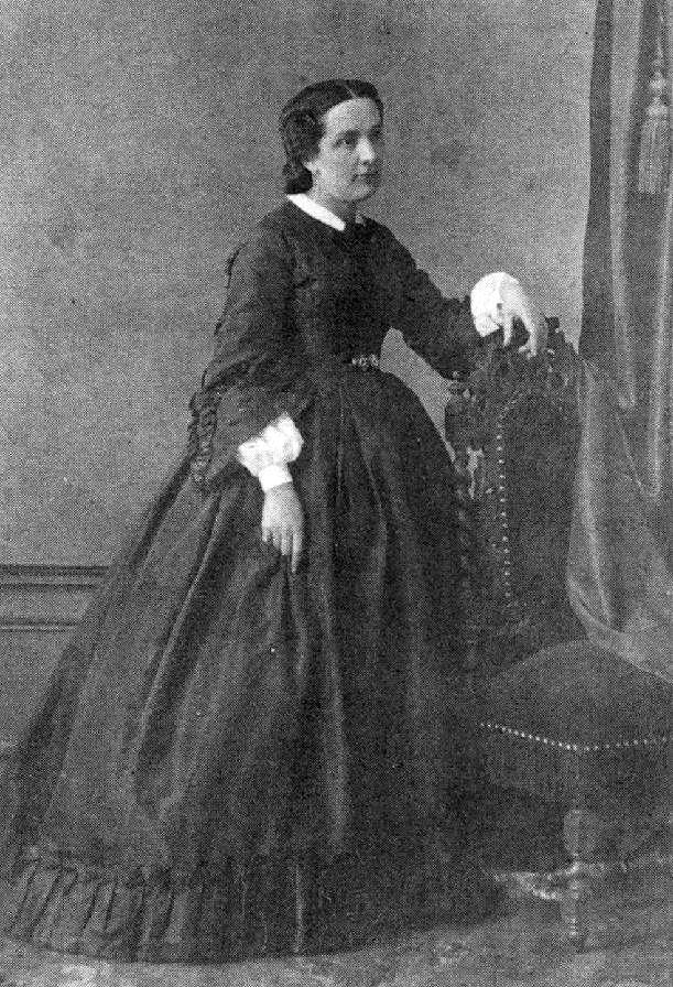 Anna Maria Lüchinger-Vogt (1815-1873)