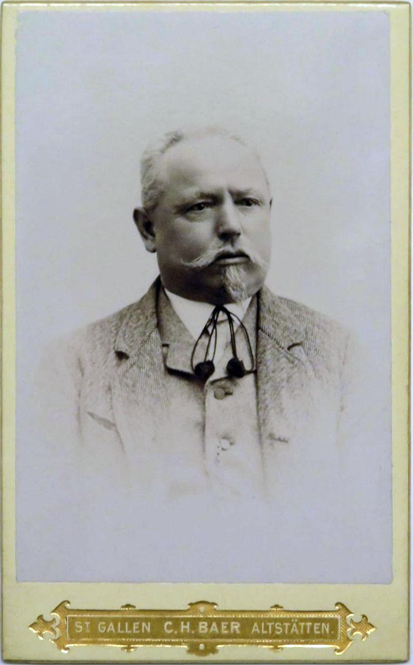 Karl Zäch-Mattle (1845-1920)