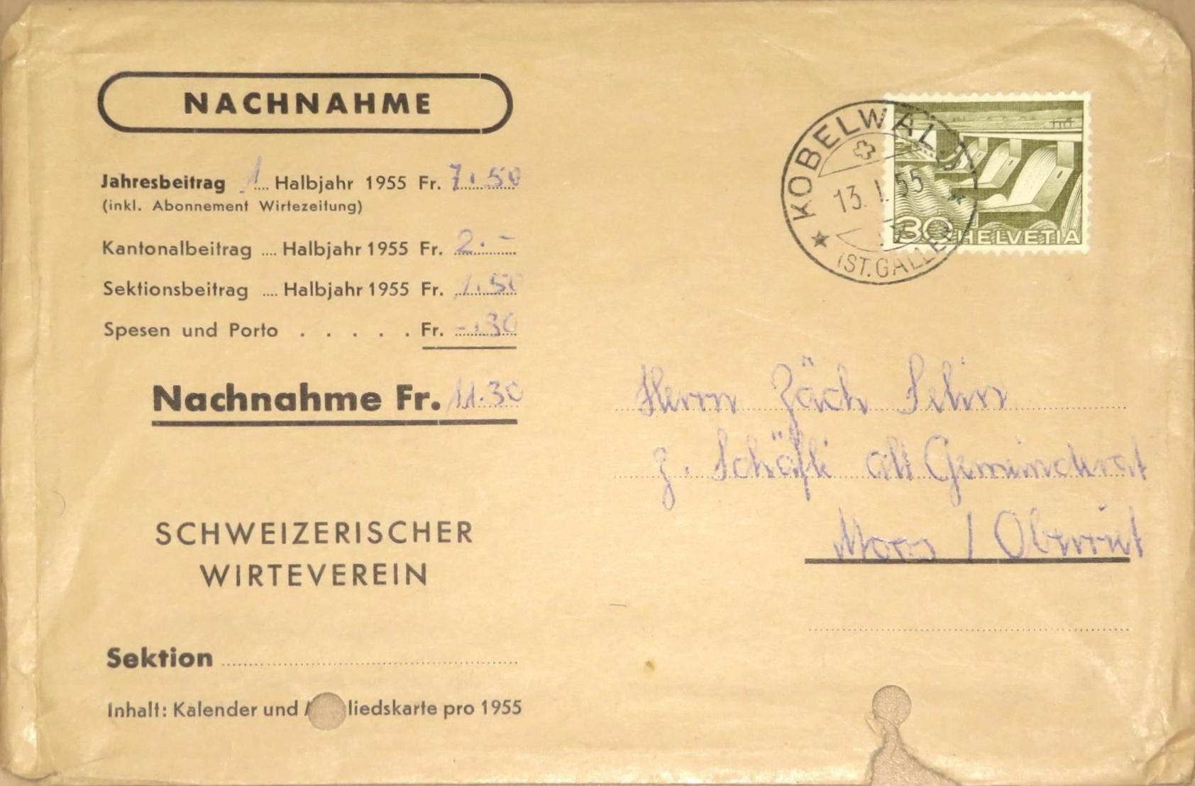 Schweizerischer Wirteverein (1955)