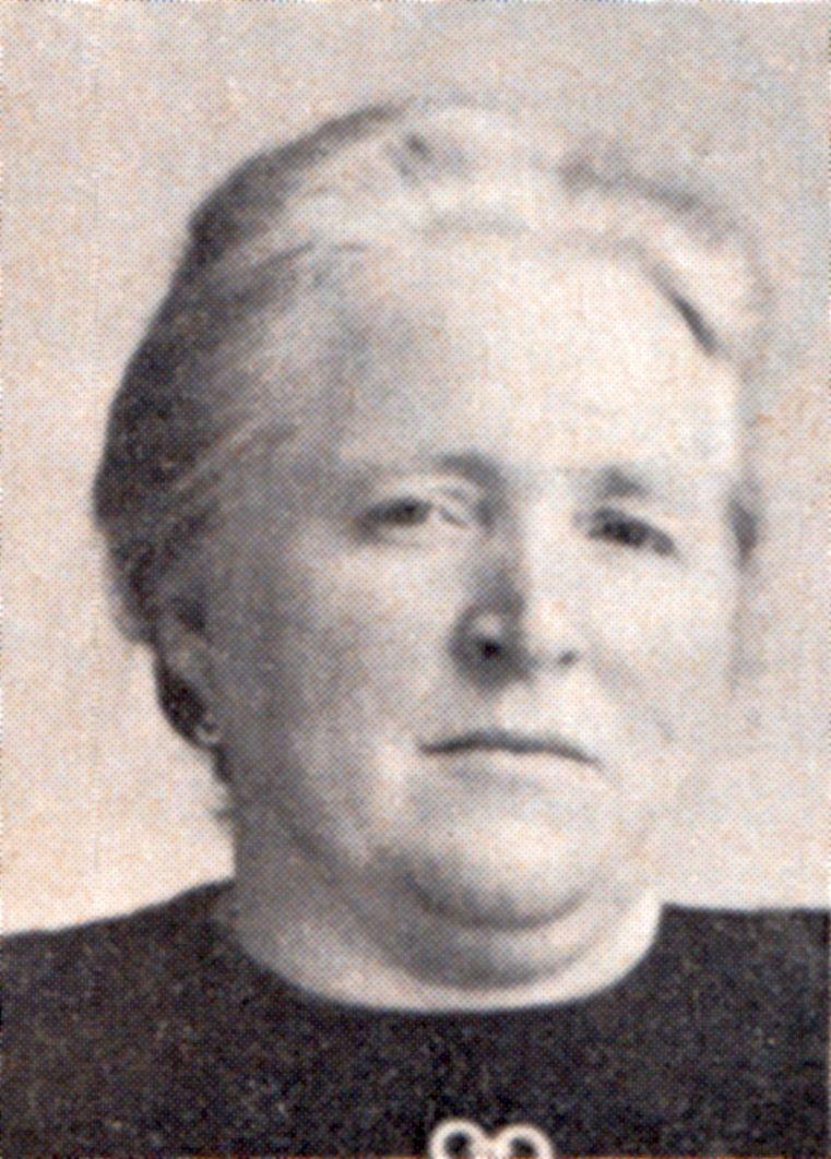 Anna Selina Zäch-Zäch (1907-1975)