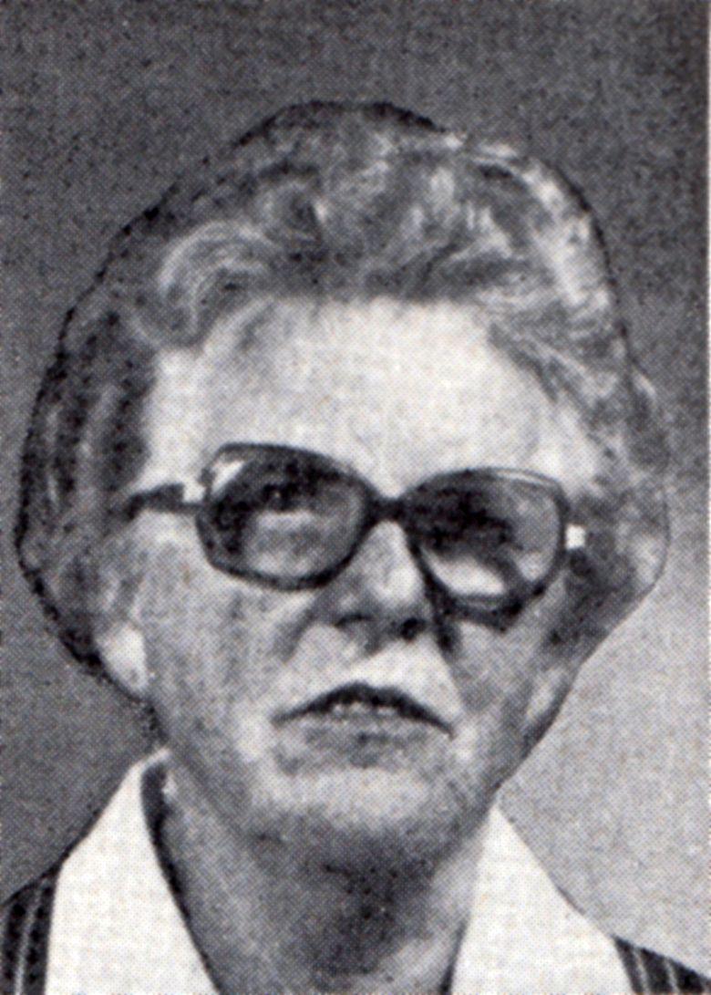 Lydua Hasler-Zäch (1910-1976)
