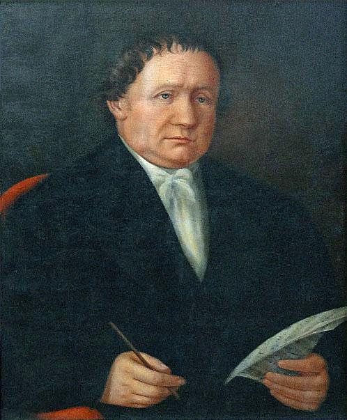 Martin Vogt 1781-1854 (~1820) - Quelle: Domhof Arlesheim
