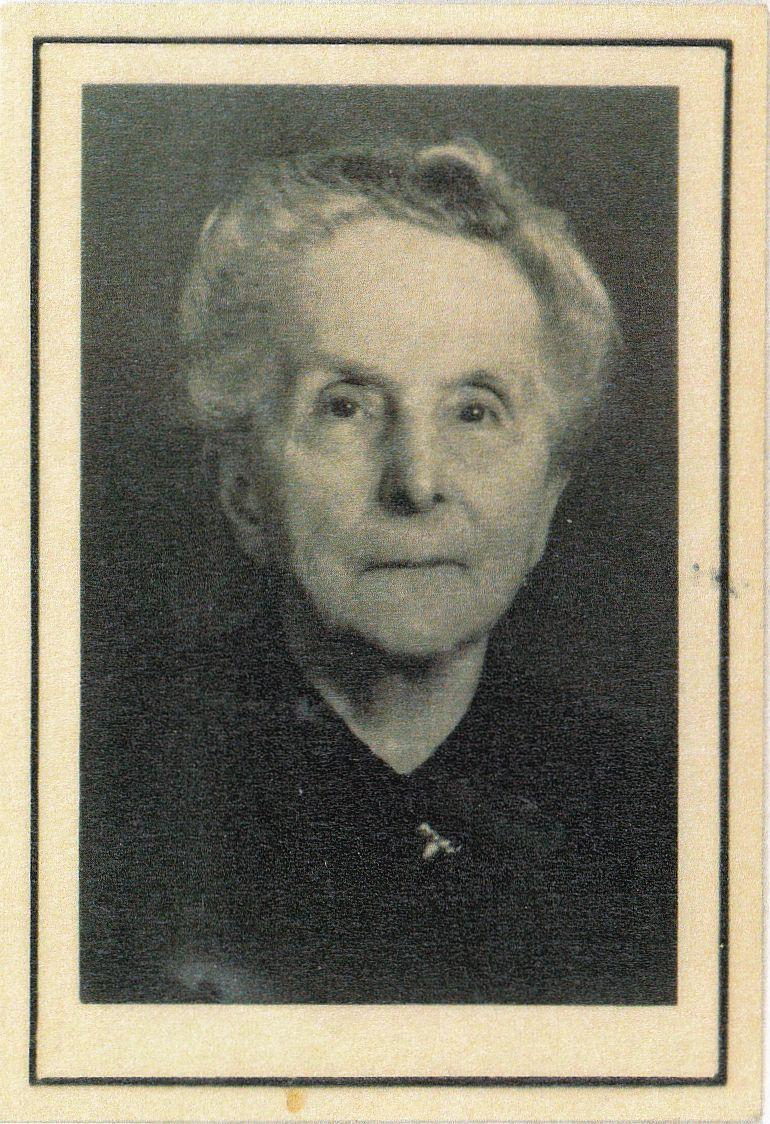Katharina Dubach-Krauer