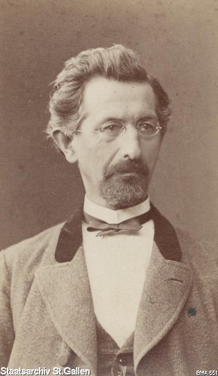 Kaspar Sigismund Zäch (1822-1901)