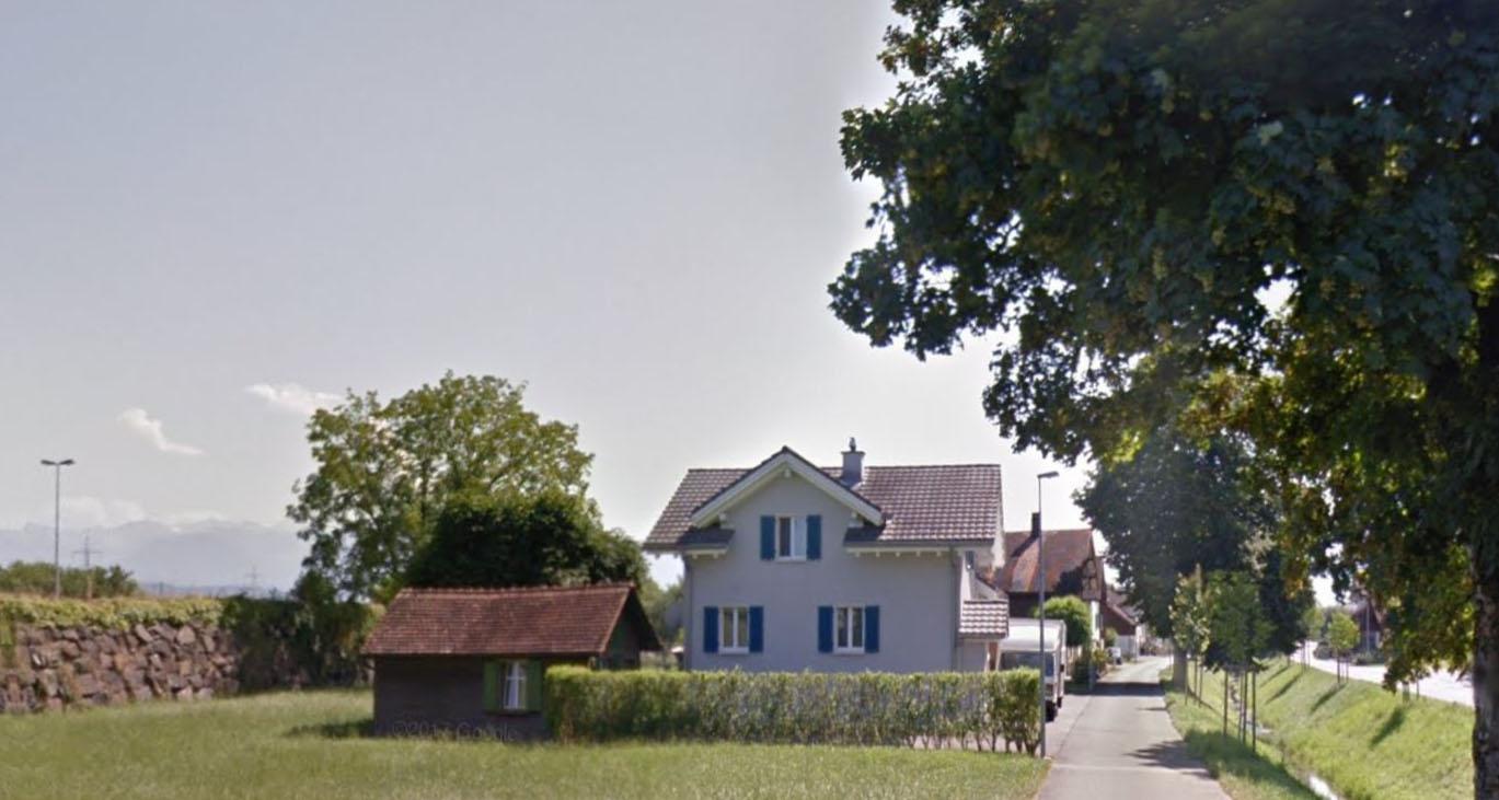 Zapfenbachstrasse 3, Montlingen
