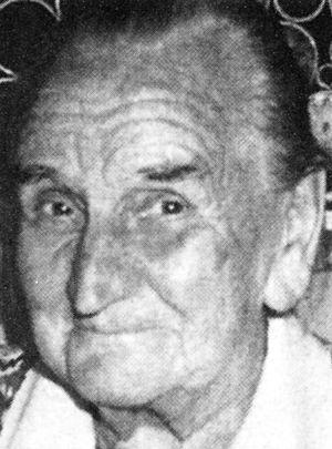 Rosa Hasler-Loher (1909-2000)