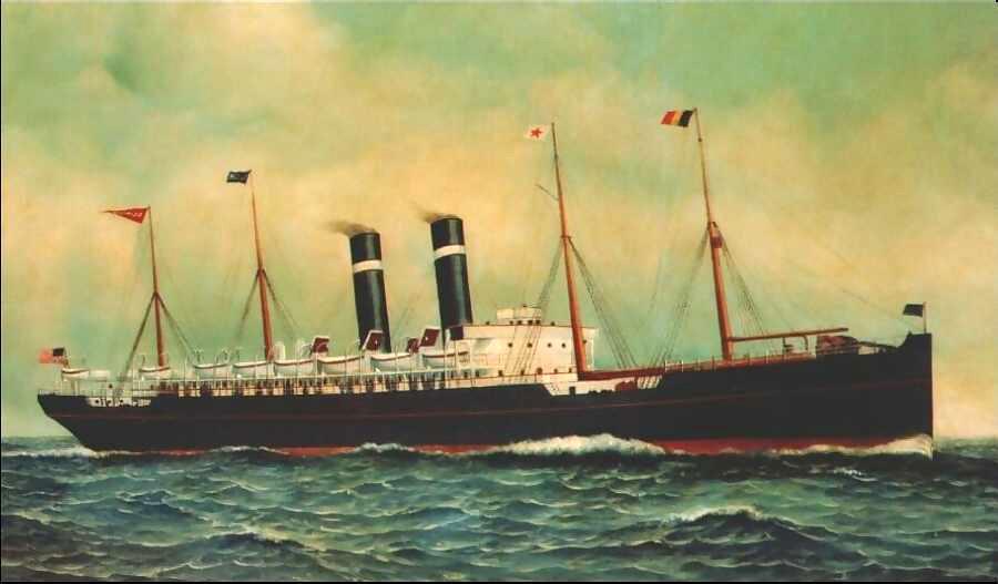 SS Kroonland