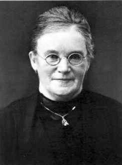 Franziska Künzli-Huber 1871-1941