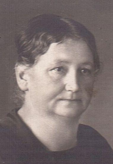 Emma Künzli-Arnold 1873-1931