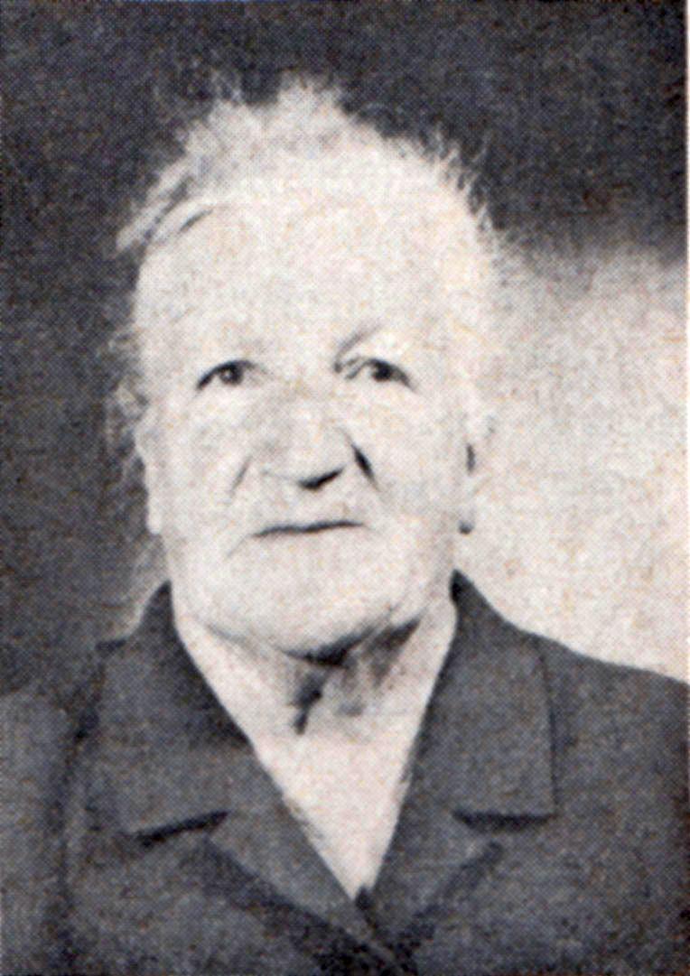 Maria Josefina Kluser-Kühnis (1906-1978)