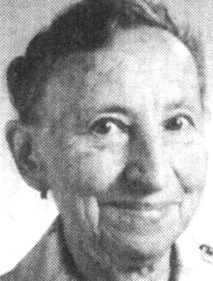 Lydia Weder (1906-1999)