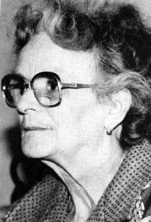 Anna Habermacher-Baumgartner (1913-1990)