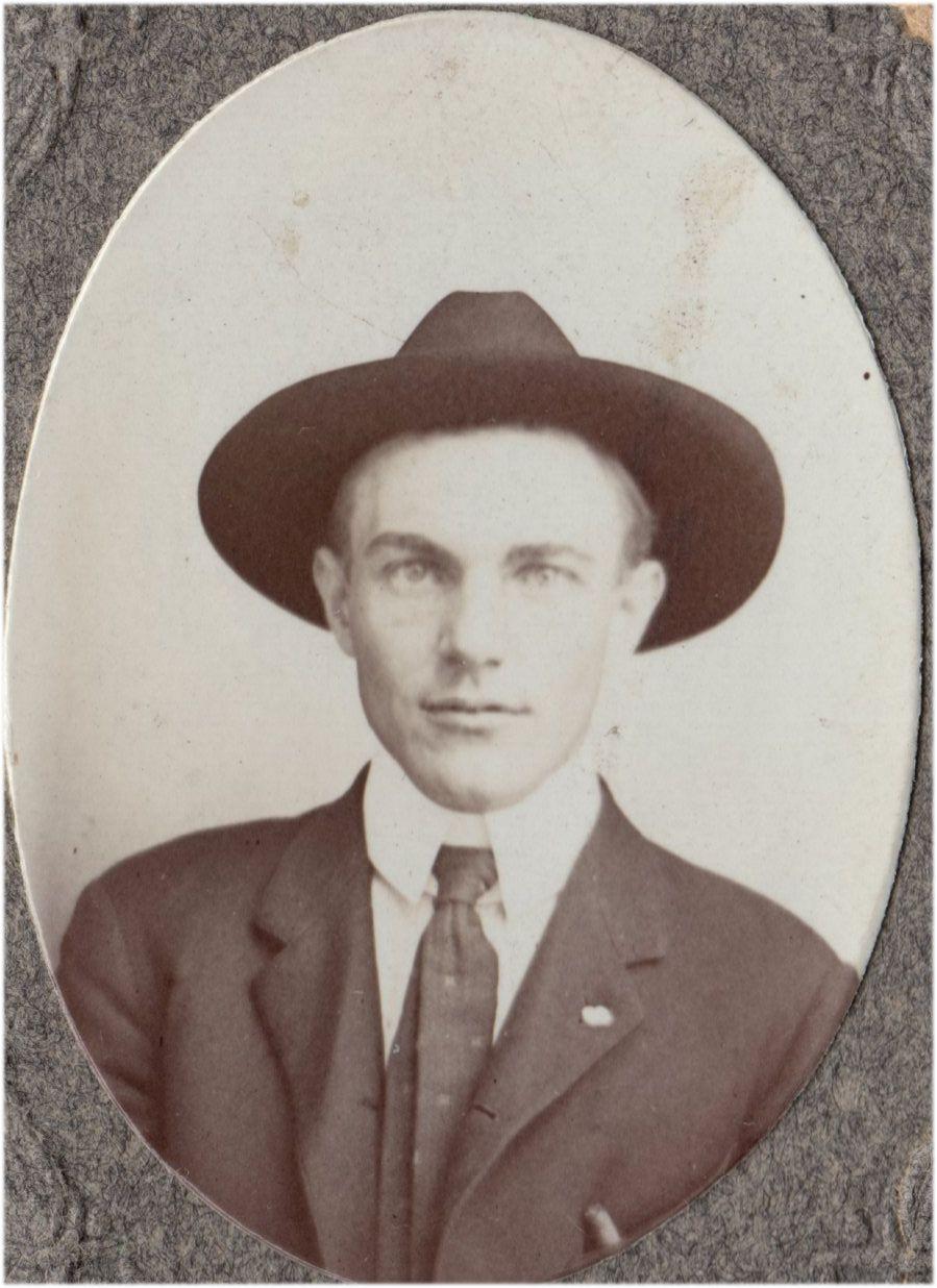 Frank Silvester Stieger (1877-1929)