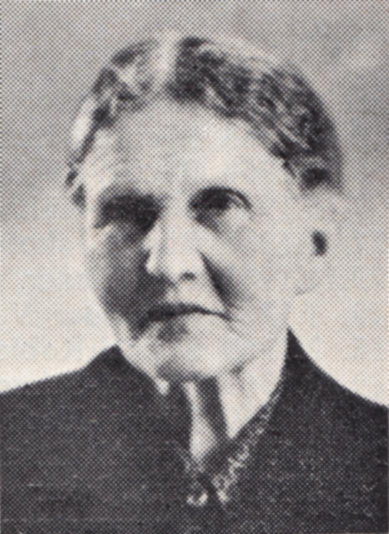 Seraphina Wüst-Lüchinger (1880-1969)