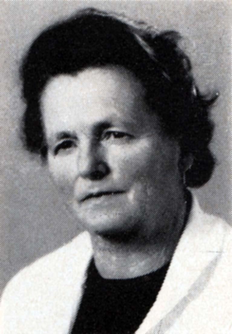Hedwig Baumgartner (1912-1979)