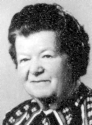 Agnes Kobler-Buschor (1911-1983)