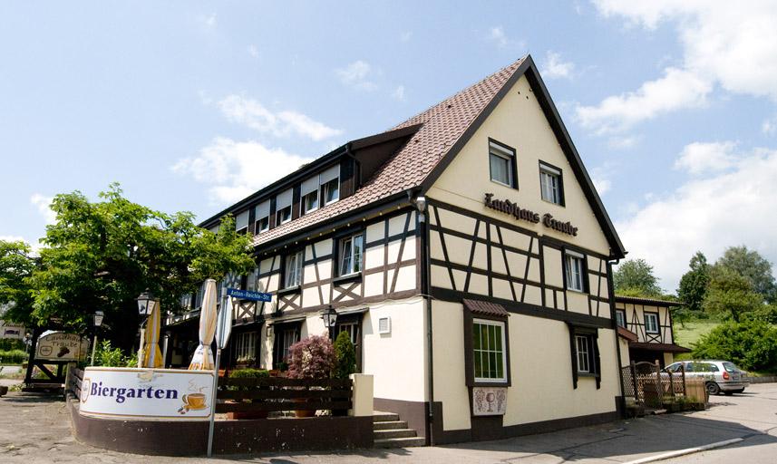 Landhaus Traube am Steibensteg 7 in Markdorf