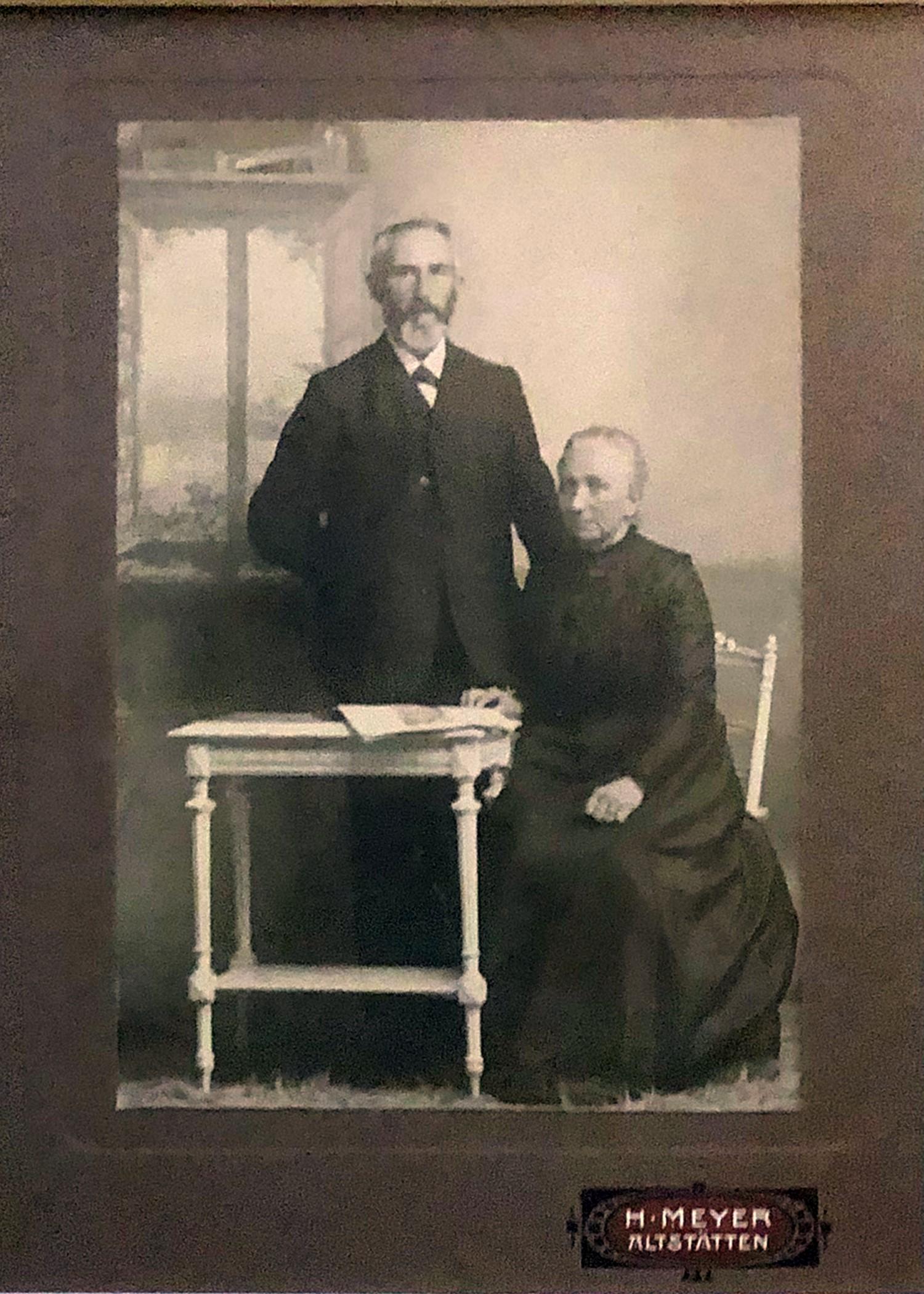 Benedikt Weissenrieder (1850-1927)