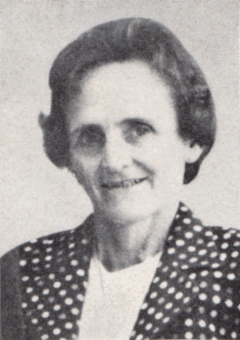 Alma Maria Dietsche (1923-1978)