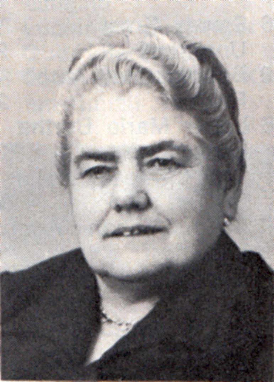 Maria Christina Lüchinger-Dietsche (1905-1976)