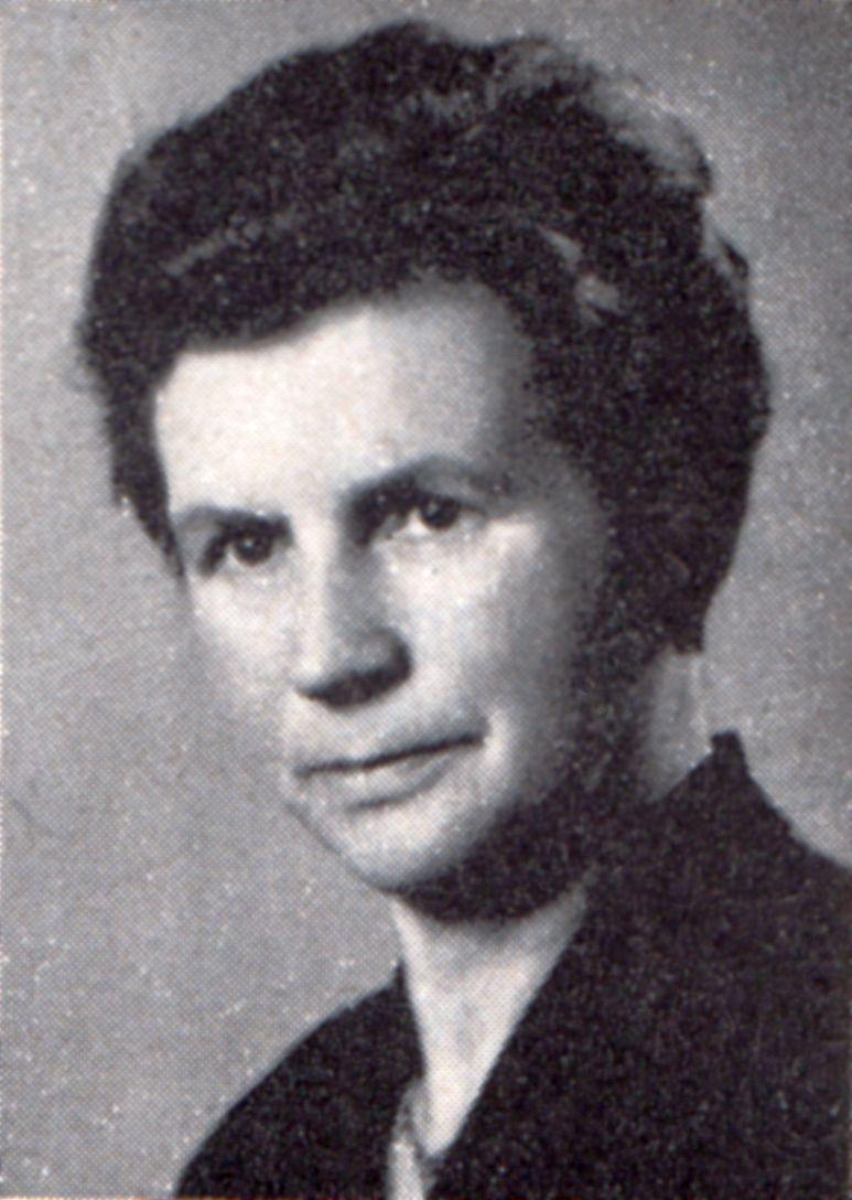 Verena Steiger-Hasler (1909-1977)